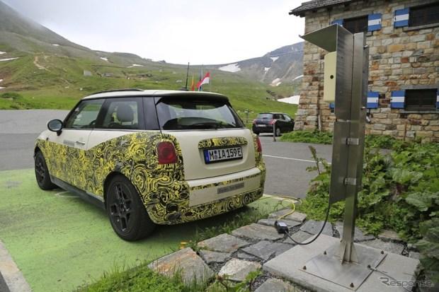 與眾不同的 Mini,吃電不吃油 1321640