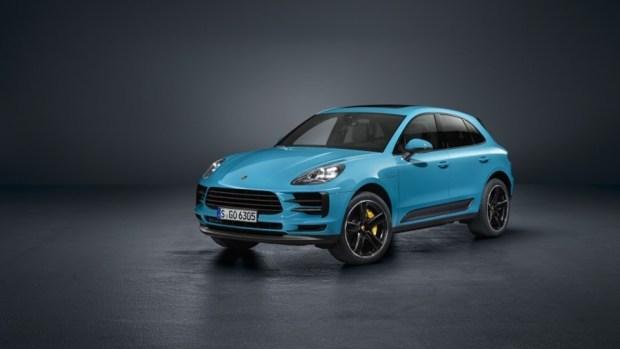 持續進化的猛虎,Porsche Macan 改款質感加成 2019-porsche-macan-blue-04-1