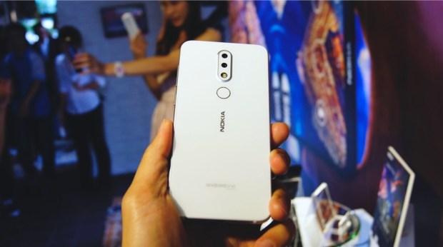 Nokia 6.1 Plus 雙攝同錄+經典不敗「香蕉機」 登台上市 DSC0556_1