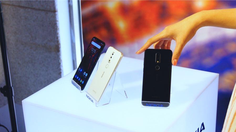 Nokia 6.1 Plus 雙攝同錄+經典不敗「香蕉機」 登台上市 DSC0570_1