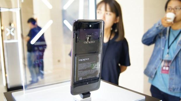 極致工藝完美展現,真正全螢幕手機 OPPO Find X DSC0906