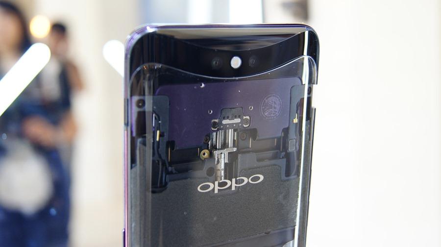 極致工藝完美展現,真正全螢幕手機 OPPO Find X DSC0910
