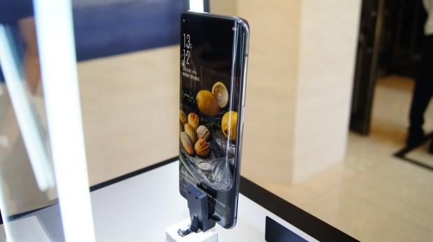 極致工藝完美展現,真正全螢幕手機 OPPO Find X DSC0919