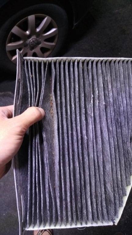 [教學] 開車的你,多久沒關心車子的冷氣濾網了? IMAG0365