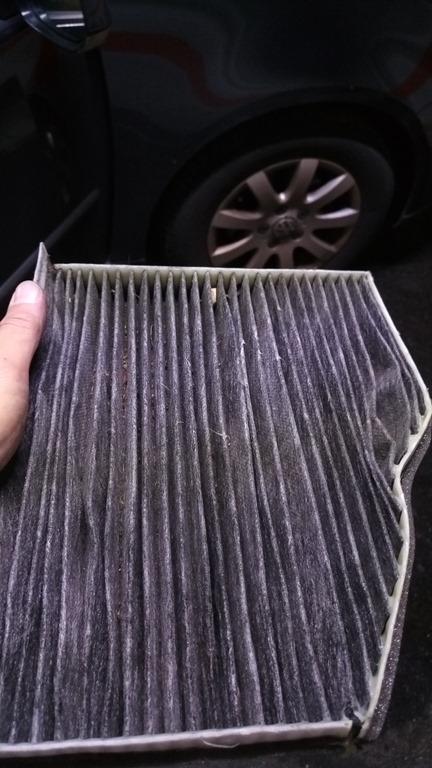 [教學] 開車的你,多久沒關心車子的冷氣濾網了? IMAG0366
