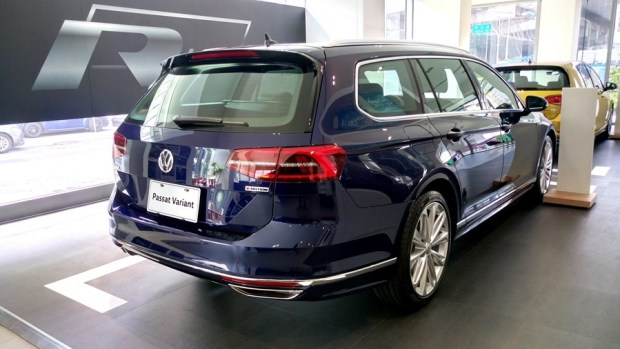 熱血爸爸別亂試,試了就回不去了,VW Passat Variant 380 TSI R-Line Performace IMAG1115