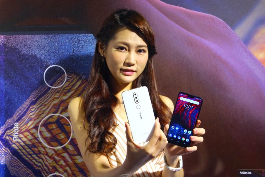 Nokia 6.1 Plus 雙攝同錄+經典不敗「香蕉機」 登台上市 IMG_1327-900x600