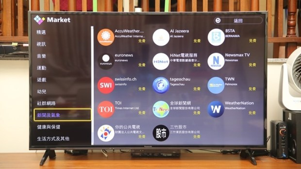 Panasonic 49 吋 4K電視(TH-49FX600W),功能齊全,最超值的平價首選 IMG_8388