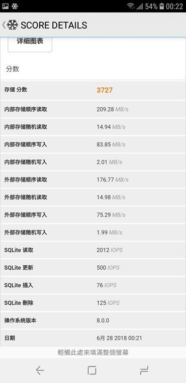 八千不到即可擁有,玩美自拍、超大全螢幕、高 CP 值的 Samsung Galaxy J6 Screenshot_20180628-002208_PCMark