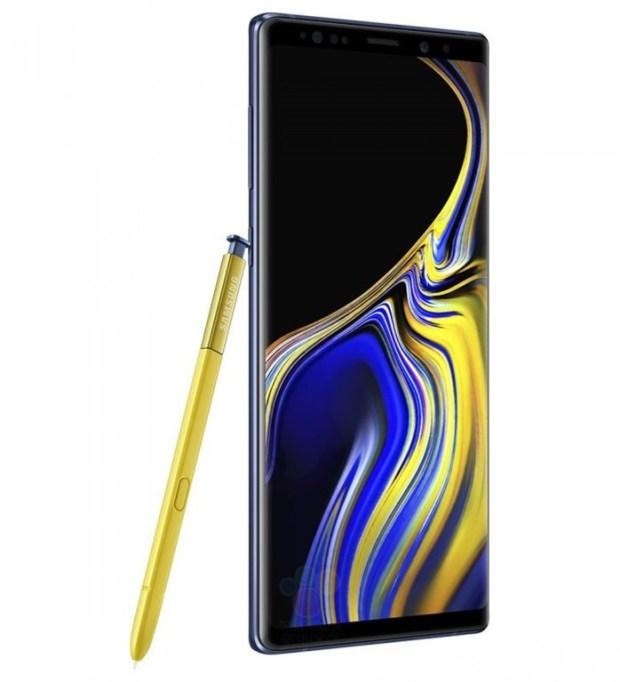 三星 Galaxy Note9 完整規格、照片、功能洩漏! 發表會前搶先看 1
