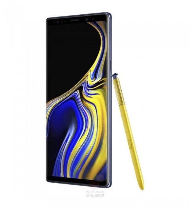 三星 Galaxy Note9 完整規格、照片、功能洩漏! 發表會前搶先看 2