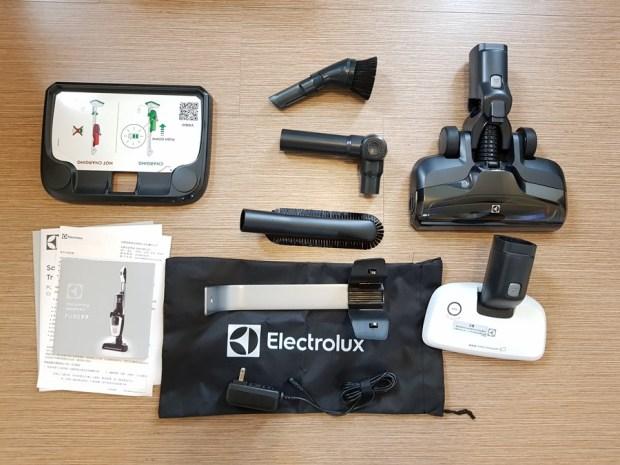 評測:Electrolux 伊萊克斯 PURE F9 滑移百變吸塵器,重新詮釋手持無線吸塵器 20180801_145420