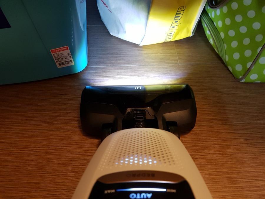 評測:Electrolux 伊萊克斯 PURE F9 滑移百變吸塵器,重新詮釋手持無線吸塵器 20180802_132053