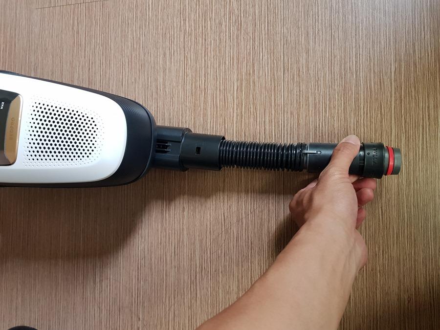 評測:Electrolux 伊萊克斯 PURE F9 滑移百變吸塵器,重新詮釋手持無線吸塵器 20180804_152826