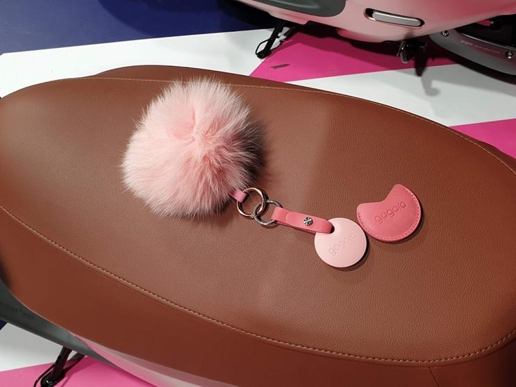 情人節粉紅突襲!Gogoro 推出粉色 Gogoro 2 Delight,首購就送粉紅關鍵配件組 20180817_142157