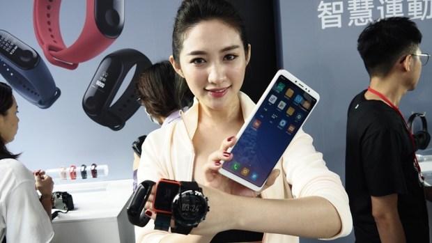 小米手環3、AMAZFIT 智慧運動手錶、小米 Max 3 同步發表!大螢幕,更自在 8245250
