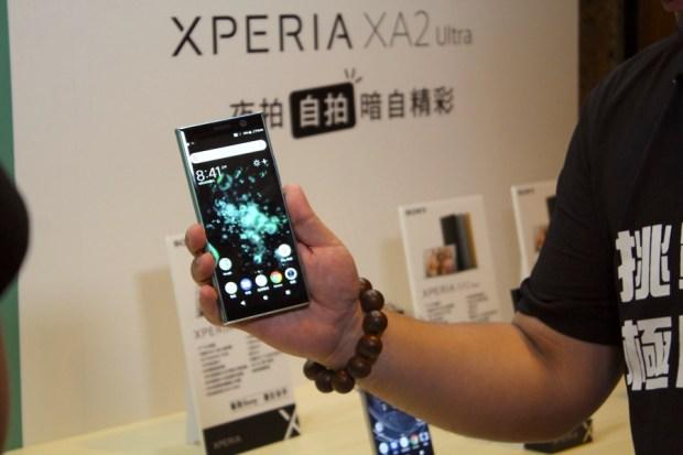 Sony Xperia XA2 Plus 開賣,主打超廣角自拍、沈浸式高音質娛樂體驗 IMG_9207