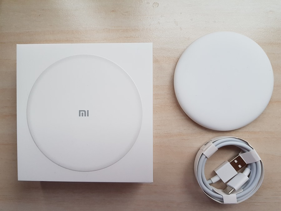 [實測] 可為你的信仰充值的小米無線充電器 20180831_151257