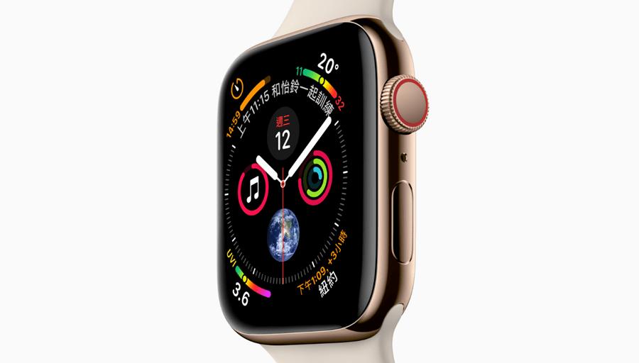 具備心電圖功能,Apple Watch Series 4 重點特色整理 image-9