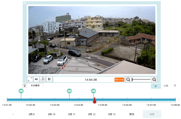 SpotCam智慧影像AI服務,加入6種偵測模式精確掌握事件發生時間 image016