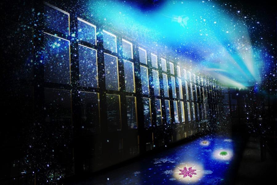 演員躍身「光雕魔法師」,村松亮太郎用科技展現如夢似幻的光影魅力 ttclf_002-1024x683