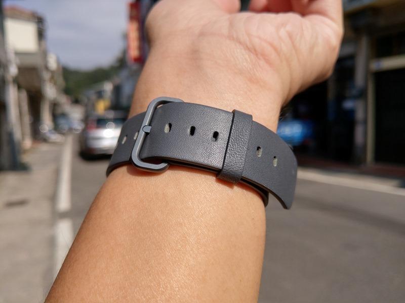 米家石英錶開箱評測,簡約典雅、運動計步、生活防水,續航力可達 6 個月以上 IMAG0806
