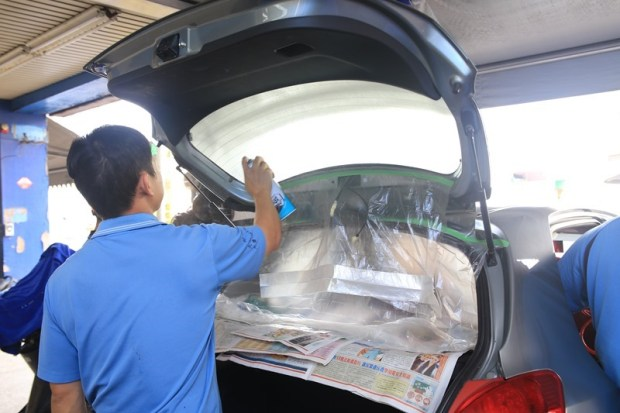 JEC 汽車隔熱紙推薦(JC30/JC20),隔熱遮光效果超明顯,非金屬膜不擔心影響干擾訊號 IMG_8575