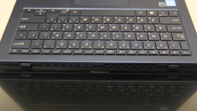 經典美力ASUS ZenBook S 開箱評測,1公斤輕輕撐起13小時續航與效能 IMG_8695