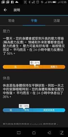 【團購】Garmin vivosport GPS、vivosmart 3 運動手環 Screenshot_20181031-003522