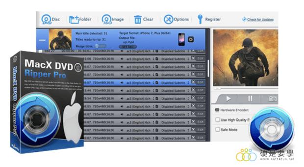 MacX DVD Ripper Pro 繁中轉檔軟體限時免費,載起來有備無患 螢幕快照-2018-11-28-下午2.42.31-900x494