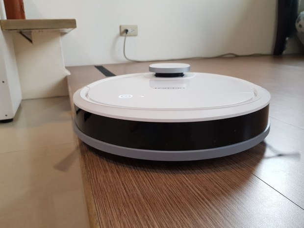 [評測]家中地板不必再煩惱,就交給 ECOVACS DEEBOT OZMO 900 掃、吸、拖一次完成 20181108_134924