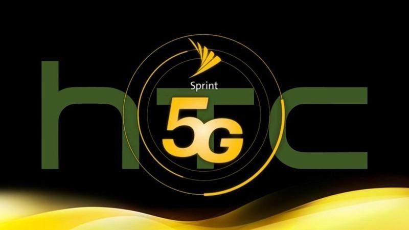 HTC 進軍 5G 市場,2019 上半年推出新品 5G mobile smart hub sprint-htc-5g-1000x563