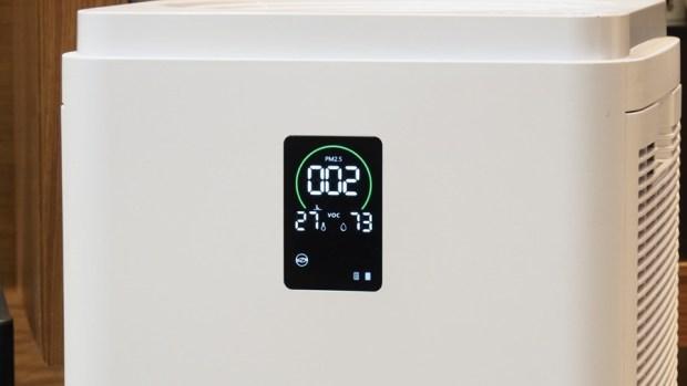 [評測] BRISE C600 空氣清淨機:整合醫學研究改善過敏環境 B095786