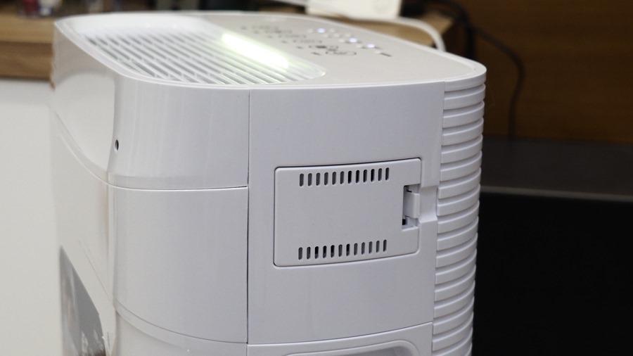 評測/Haier AP225 (小H) 高速卻不吵雜,適合房間擺設的空氣清淨機 C045863