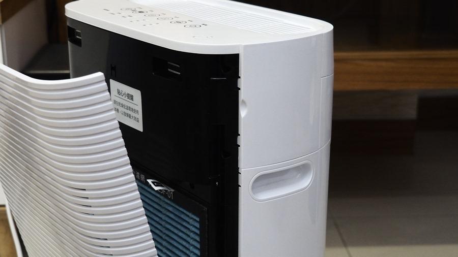 評測/Haier AP225 (小H) 高速卻不吵雜,適合房間擺設的空氣清淨機 C045865