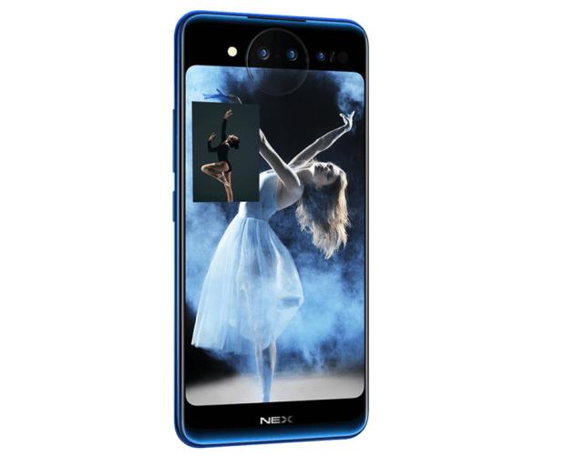 史上最狂雙螢幕手機來了! vivo NEX 雙螢幕版上市,幫女友拍照不再換來白眼 image-13