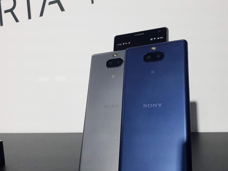 Sony mobile 推出 Xperia 10 系列手機,21:9 劇院級寬螢幕,一隻手縱橫螢幕兩端! 20190226_112551