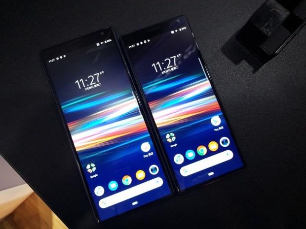 Sony mobile 推出 Xperia 10 系列手機,21:9 劇院級寬螢幕,一隻手縱橫螢幕兩端! 20190226_112744