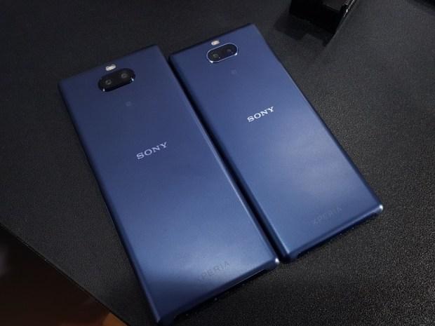 Sony mobile 推出 Xperia 10 系列手機,21:9 劇院級寬螢幕,一隻手縱橫螢幕兩端! 20190226_112801