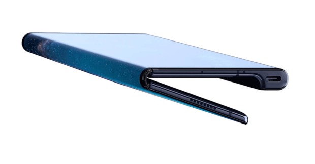 OPPO 也有摺疊螢幕手機!和華為 Mate X 鬧雙胞 image-16