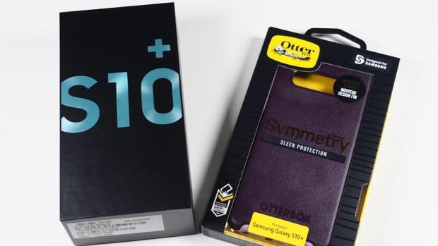 手機防護就找 OtterBox、LifeProof!專為 Galaxy S10+ 開發的手機保護殼來囉! 4160008