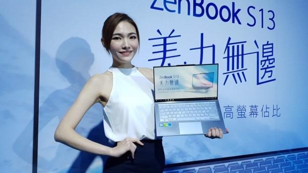 97% 超高螢幕佔比!華碩 ZenBook S13 (UX392) 輕薄筆電只有 1.1 公斤,還有 13.9 吋大螢幕! 20190509_132908