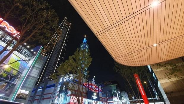 台灣第二間 Apple Store「信義 A13」亮相!Macbook Air 造型屋頂設計,預測暑假開幕 (有現場照片) 60879509_625002417967049_6370360012425920512_n