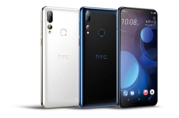 HTC Desire 19+ 全新登場,HTC 首款三鏡頭、屏佔比最高手機 HTC.Desire-19