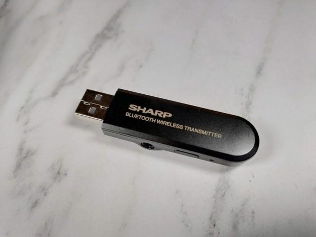 用 6 天不用充電,SHARP AQUOS Sound Partner 頸掛式藍牙揚聲器給你不同的耳機體驗 P_20190605_092745