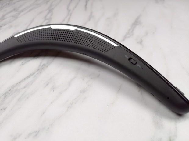 用 6 天不用充電,SHARP AQUOS Sound Partner 頸掛式藍牙揚聲器給你不同的耳機體驗 P_20190605_092854