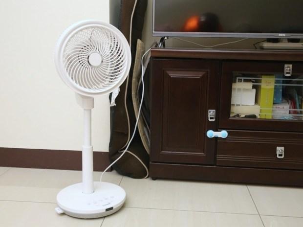 《中保無限+》空氣循環扇開箱!體積輕巧、風量強勁,室內循環超厲害! image001