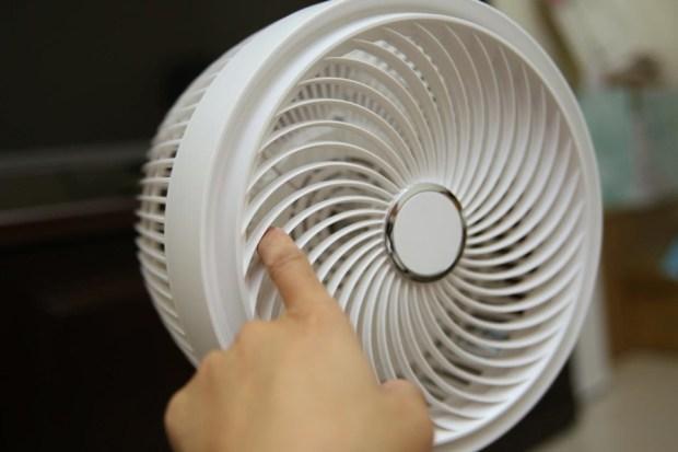 《中保無限+》空氣循環扇開箱!體積輕巧、風量強勁,室內循環超厲害! image005