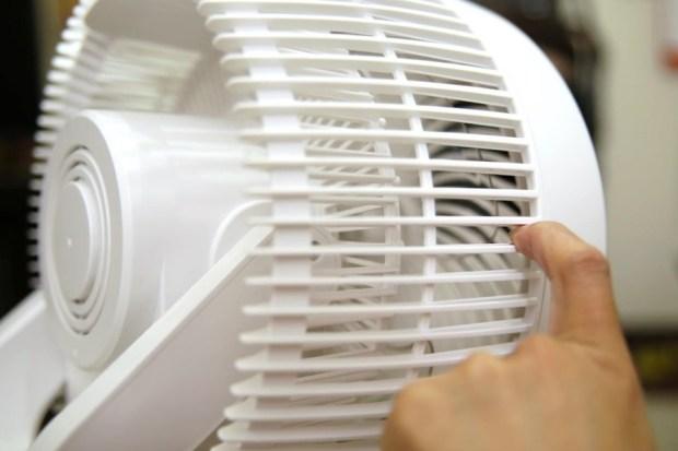《中保無限+》空氣循環扇開箱!體積輕巧、風量強勁,室內循環超厲害! image007