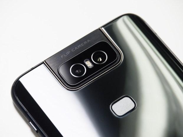 拍照也不用「五斗米折腰」ASUS ZenFone6 翻轉相機取景超方便 7020199-1